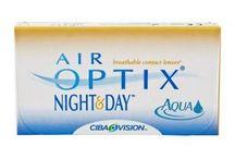Soczewki kontaktowe Air Optix Night & Day Aqua