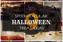 Halloween / Halloween crafts, projects, DIY, food, costumes, and parties.  Spooky and inspiring pins.