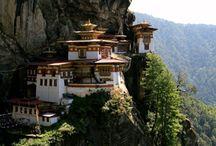 Azië / Bezoek de mooiste plekjes van Azië met behulp van onze lokale reisagenten.