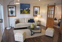 Cool Living Room / by Chloe Dykstra