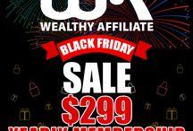 Black Friday Special Deals / Friday 27th Nov - 30th Nov 2015