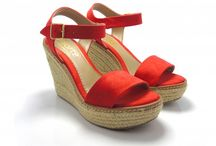 Sapatos Anabela