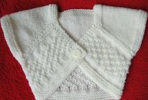 Modelos de tricot