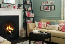 Ideas for Andrew's House / Planning and decorating for the first home of many! / by Megan Walker