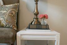 Furniture-repainting, remaking, refurbishing / by Cammie Huntley
