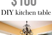 Kitchen/ Dining Room Inspiration
