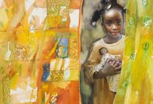 Artist - Mary Whyte