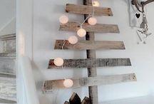 Christmas decoratie ideeën .