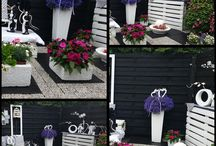 Container Gardens / Donice do ogrodu