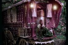 Other gypsy caravans