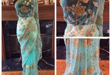 saree making idea
