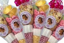 Sweet Cones for Party Favours