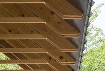 Architecture | timber structure / Timber structure