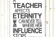 Teacher / by Diana Quintin