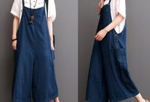 3rd Year (dungaree ideas)