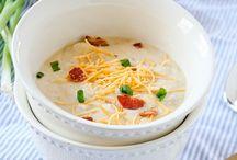 Recipes - Soup / by Amanda Shepherd Fulbright
