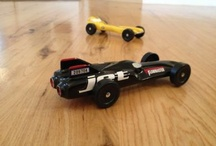 Pinewood Derby Cars / by Boys' Life magazine