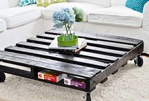Inspiration - Pallets & their many uses / by ICR84U