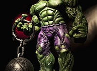 Hulk stuff / To have all kinds of hulk items