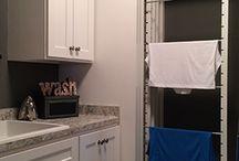 Çamaşır Odası Tasarımları
