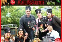 #GrillVegetalParty par Céréal - Very Good Moment