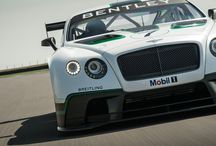 Bentley Continental GT3 Racecar (2014) / The Bentley Continental GT is a two-door 'two plus two' grand touring coupé released in 2003, replacing the previous Rolls-Royce-based Continental R and T. It is equipped with a 6.0 litre twin-turbocharged W12 engine, which produces a DIN-rated motive power output of 560 metric horsepower (412 kW; 552 bhp) at 6,100 rpm, and torque of 650 newton metres (479 lbf·ft) at 1,600-6,100 rpm.