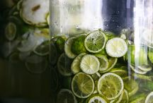 FRESH drinks / Fresh food materials from farmers in season!! Natural & Simple lifestyle.