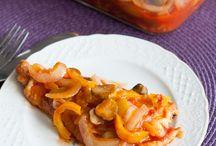 Pieguskowa kuchnia ryby / fish recipe