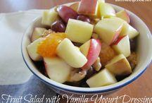 FRUIT SALADS / by Saladybug