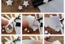 little paper stars / by Rachel