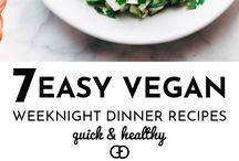 Vegetarian/Vegan meals