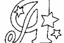 ABC NAVIDAD II / Abecedario con Motivos de Navidad
