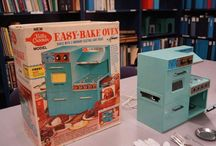 General Mills and the Easy-Bake Oven / Discover more about the Easy-Bake Oven's history with General Mills. / by Light Bulb Baking