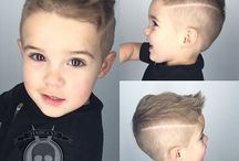 boy child haircut