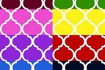 Quatrefoils / Quatrefoil Cotton Fabric Ideas