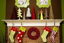 Christmas is my favorite time of year / by Karen Horgan