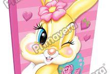 Cuadernos Miss Bunny / Línea Escolar Primavera Regresa a Clases con TODO