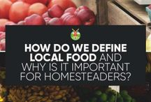 Homesteading / Inspiration, information, and more for all of you homesteaders out there. A huge board for all types of homesteading info.