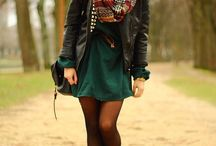 Autumn/Winter Outfit Styles