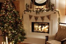 Burlap Christmas