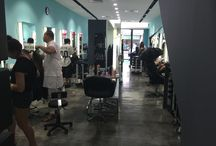 Our Salon / Our gorgeous new salon located in Singapore
