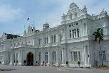 City Hall / The City Halls of many cities