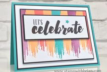 Stampin' Up! - happy Celebrations