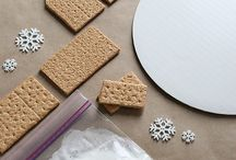Super sticky glue for Gingerbread Houses
