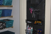 ideas for sewing room / sewing room / by Brenda Wilkinson