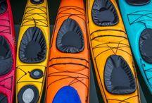 Kayaking the world....