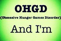 Hunger games / by Oceana Joyce Gutierrez