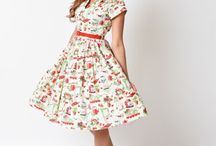 Spring/Summer Wish List / Dresses and skirts perfect for Spring and Summer