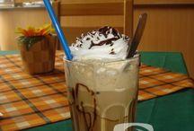 Kavy a napoje