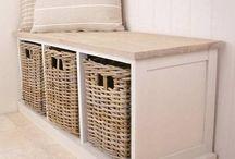 Mud Room Storage